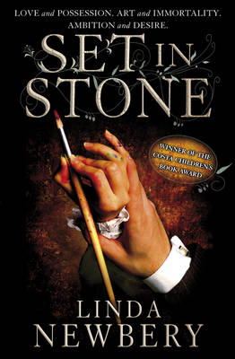 Cover for Set in Stone by Linda Newbery