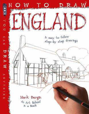 How to Draw England by Mark Bergin