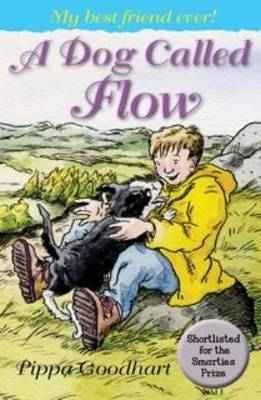 Cover for A Dog Called Flow by Pippa Goodhart