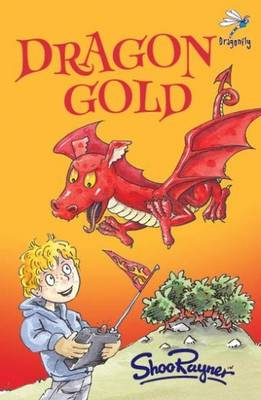 Cover for Dragon Gold by Shoo Rayner