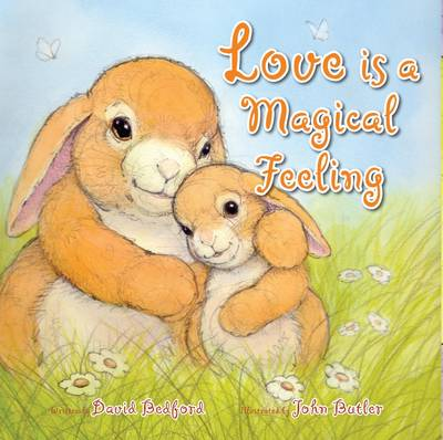 Cover for Love is a Magical Feeling by David Bedford