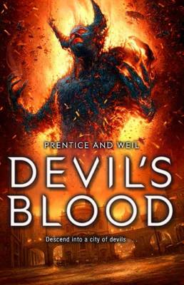 Devil's Blood by Andrew Prentice, Jonathan Weil