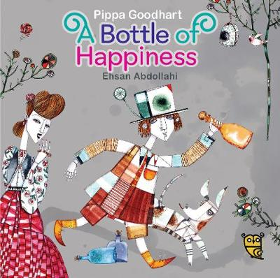 Cover for Bottle of Happiness, A by Pippa Goodhart