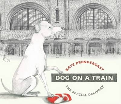 Dog on a Train by Kate Prendergast