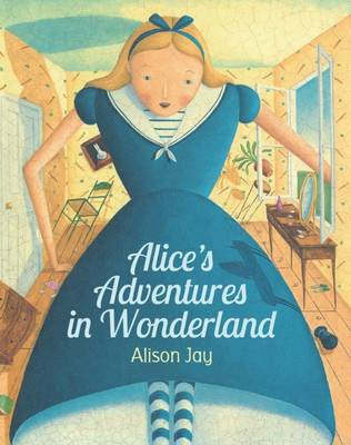 Cover for Alice's Adventures in Wonderland by Lewis Carroll