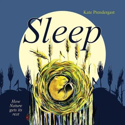 Cover for Sleep by Kate Prendergast