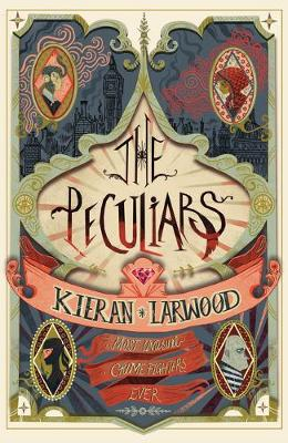 Cover for The Peculiars by Kieran Larwood