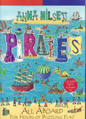 Pirates Puzzle with CD-ROM by Anna Nilsen
