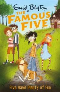 famous 5 on the case case file 19 the case of the gobbling goop blyton enid