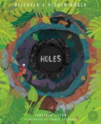 Holes Discover a Hidden World by Jonathan Litton