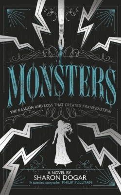 Cover for Monsters by Sharon Dogar