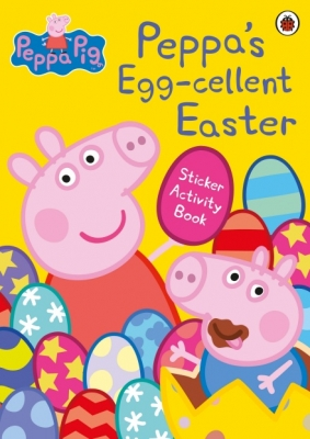 Peppa Pig: Peppa's Egg-cellent Easter Sticker Activity Book