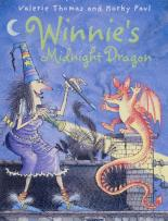Winnie's Midnight Dragon by Valerie Thomas