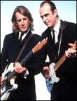 Francis Rossi and Rick Parfitt Book and Novel
