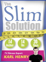 The Slim Solution by Karl Henry