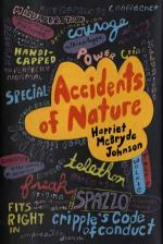 Cover for Accidents Of Nature by Harriet Mcbryde Johnson