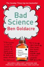 Cover for Bad Science by Ben Goldacre