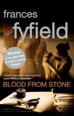 Cover for Blood from Stone by Frances Fyfield
