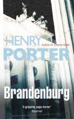 Cover for Brandenburg by Henry Porter