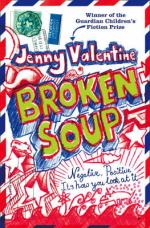 Cover for Broken Soup by Jenny Valentine