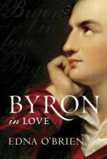 Byron in Love by Edna O'Brien