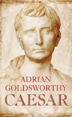 Cover for Caesar by Adrian Goldsworthy