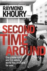Cover for Second Time Around by Raymond Khoury