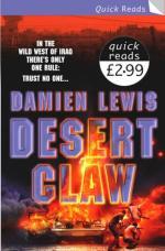 Desert Claw by Damien Lewis