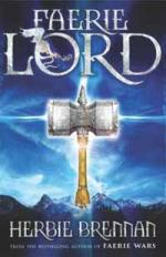 Cover for Faerie Lord by Herbie Brennan