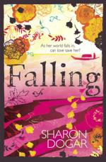 Cover for Falling by Sharon Dogar