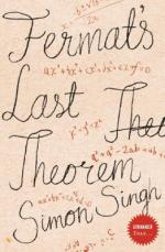 Cover for Fermat's Last Theorem by Simon Singh