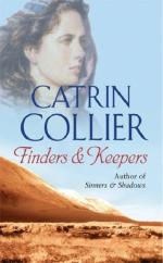 Cover for Finders and Keepers by Catrin Collier
