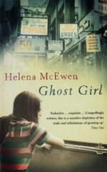 Cover for Ghost Girl by Helena McEwen