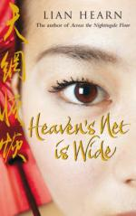 Cover for Heaven's Net Is Wide by Lian Hearn
