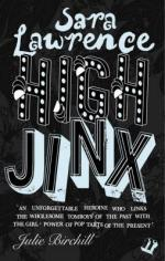 Cover for High Jinx by Sara Lawrence