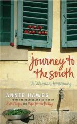 Cover for Journey to the South by Annie Hawes