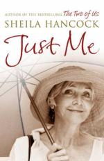 Cover for Just Me by Sheila Hancock