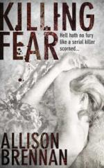 Cover for Killing Fear by Allison Brennan