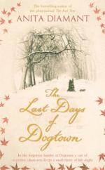 Cover for The Last Days of Dogtown by Anita Diamant