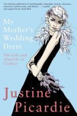 Cover for My Mother's Wedding Dress by Justine Picardie