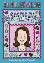 Cover for My Secret Diary by Jacqueline Wilson