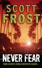 Cover for Never Fear by Scott Frost