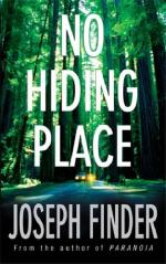 Cover for No Hiding Place by Joseph Finder