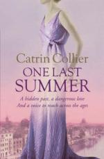 One Last Summer by Catrin Collier