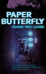 Cover for Paper Butterfly by Diane Wei Liang