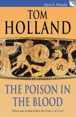 Cover for The Poison in the Blood by Tom Holland