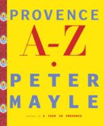 Cover for Provence A-Z by Peter Mayle