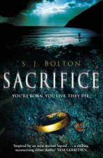 Cover for Sacrifice by S J Bolton
