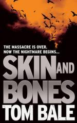 Cover for Skin and Bones by Tom Bale