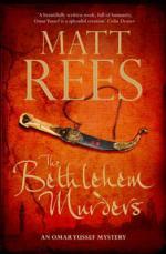 Cover for The Bethlehem Murders by Matt Rees
